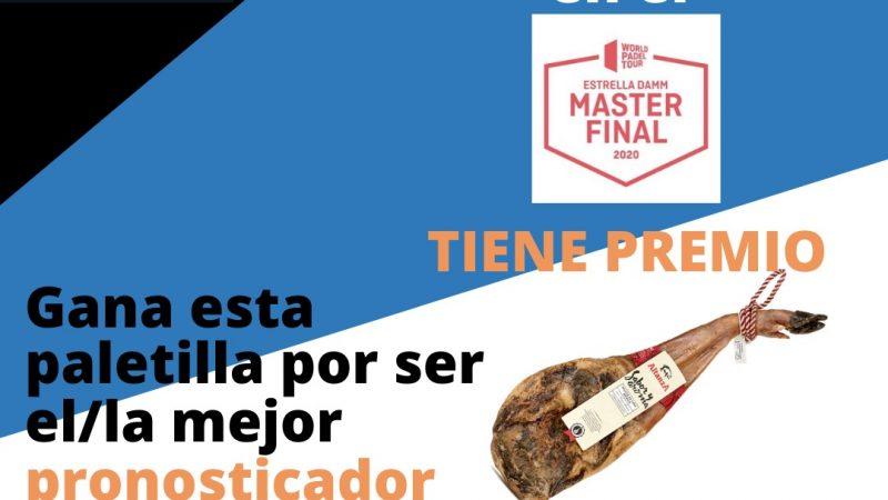 Menorca decidirá el ganador/a de concursopadel 2020!